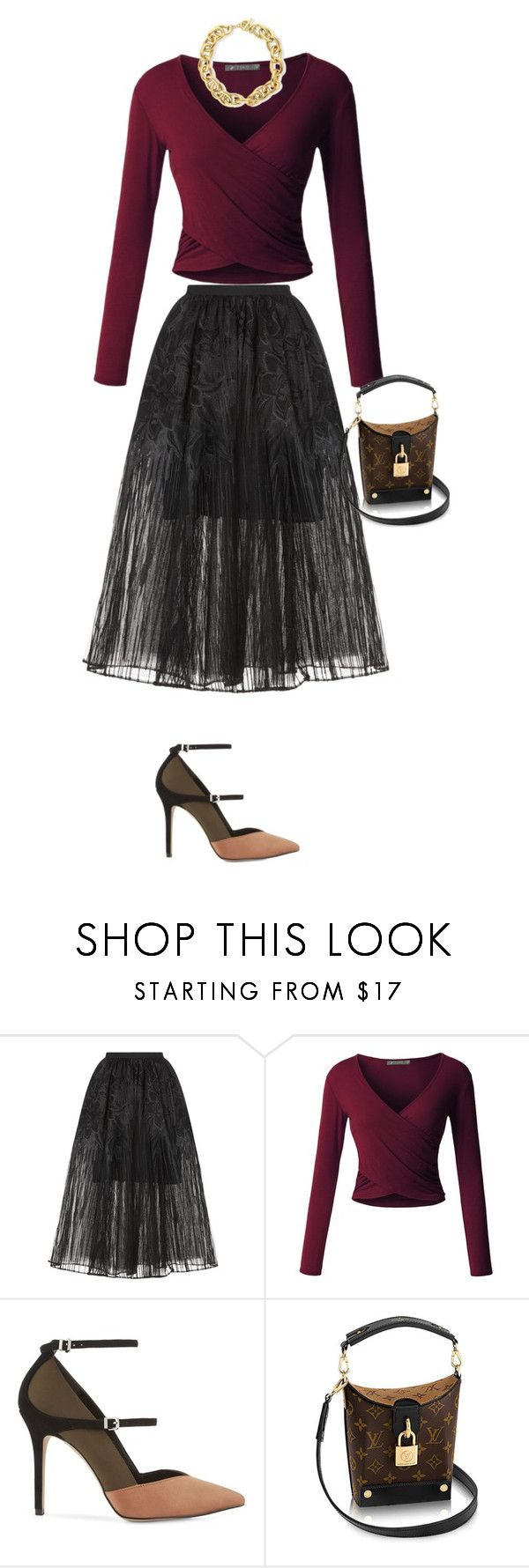 """""""Untitled #7"""" by kocze-eniko on Polyvore featuring Elie Saab, LE3NO, Reiss and BERRICLE"""