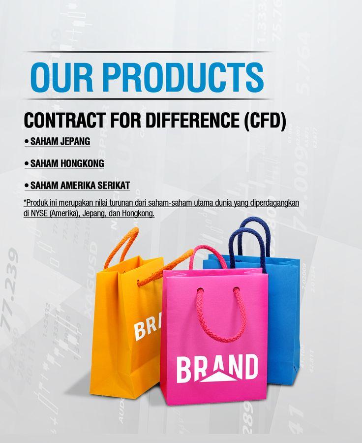 """CFD merupakan singkatan dari Contract For Difference(s). Dengan CFD, kita memperdagangkan saham secara """"derivatif"""", dalam arti kita hanya mentransaksikan nilai kontrak atas suatu saham. Cek website kami untuk info lebih lanjut atau coba demonya di http://demoreg.imfutures.com/index.php?idmkt=20120086"""