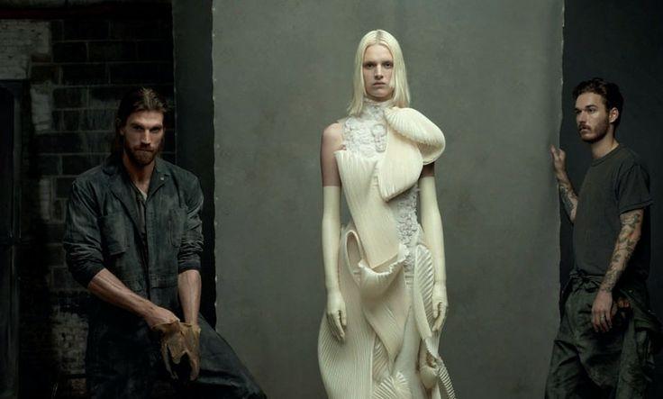 Ashleigh+Good+by+Steven+Meisel+for+Vogue+Italia