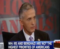 Trey Gowdy: Feds are changing the names of Benghazi survivors and dispersing them throughout the country...AUGUST 2, 2013