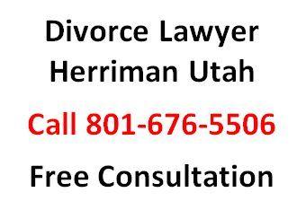 Divorce Attorneys in Herriman UT