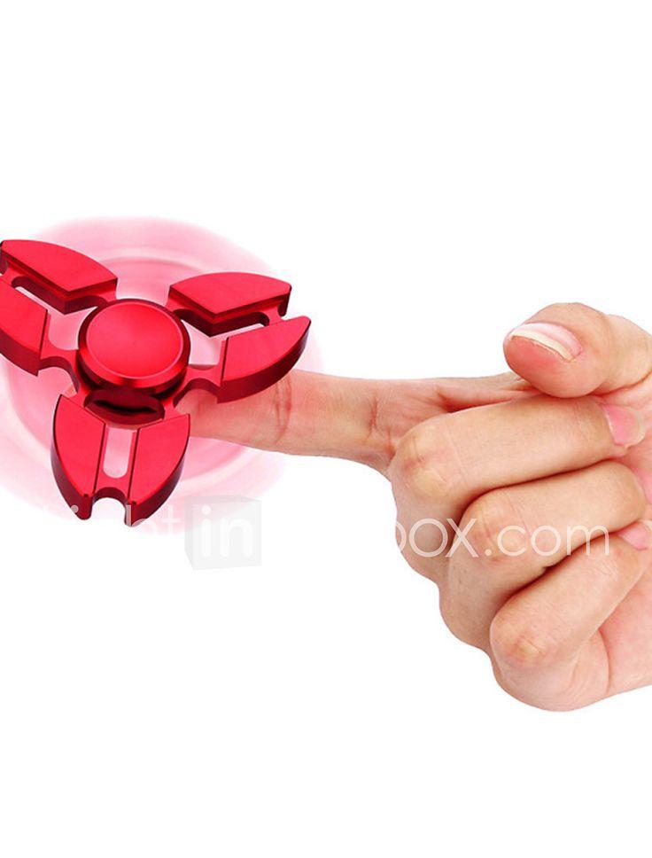 Handspinners Hand Spinner Leksaker Triangel Aluminium EDCFocus Toy Lindrar ADD, ADHD, ångest, autism Stress och ångest Relief Office Desk 5823121 2017 – Kr.46