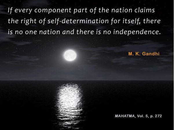 Mahatma Gandhi's Views on Truth!