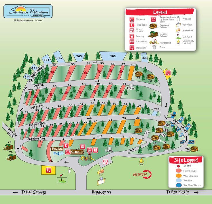 site map meet the kids