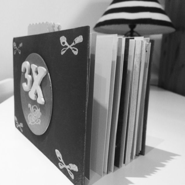 DIY Cookbook http://ladiy.cafeblog.hu/ #DIY #cookbook #blackandwhite