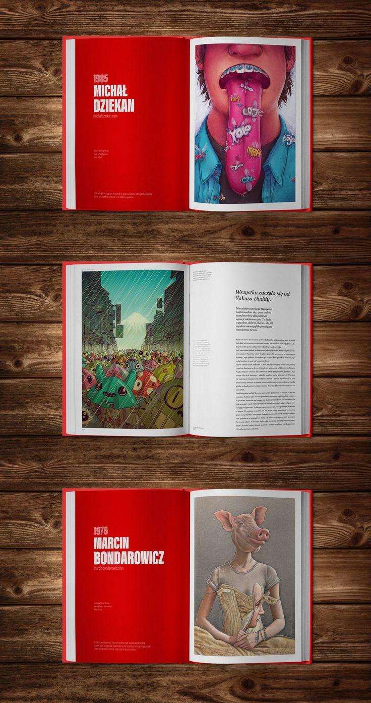 The Best Polish Illustrators - fundacja {slow}