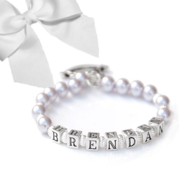 Bailey Name Bracelet
