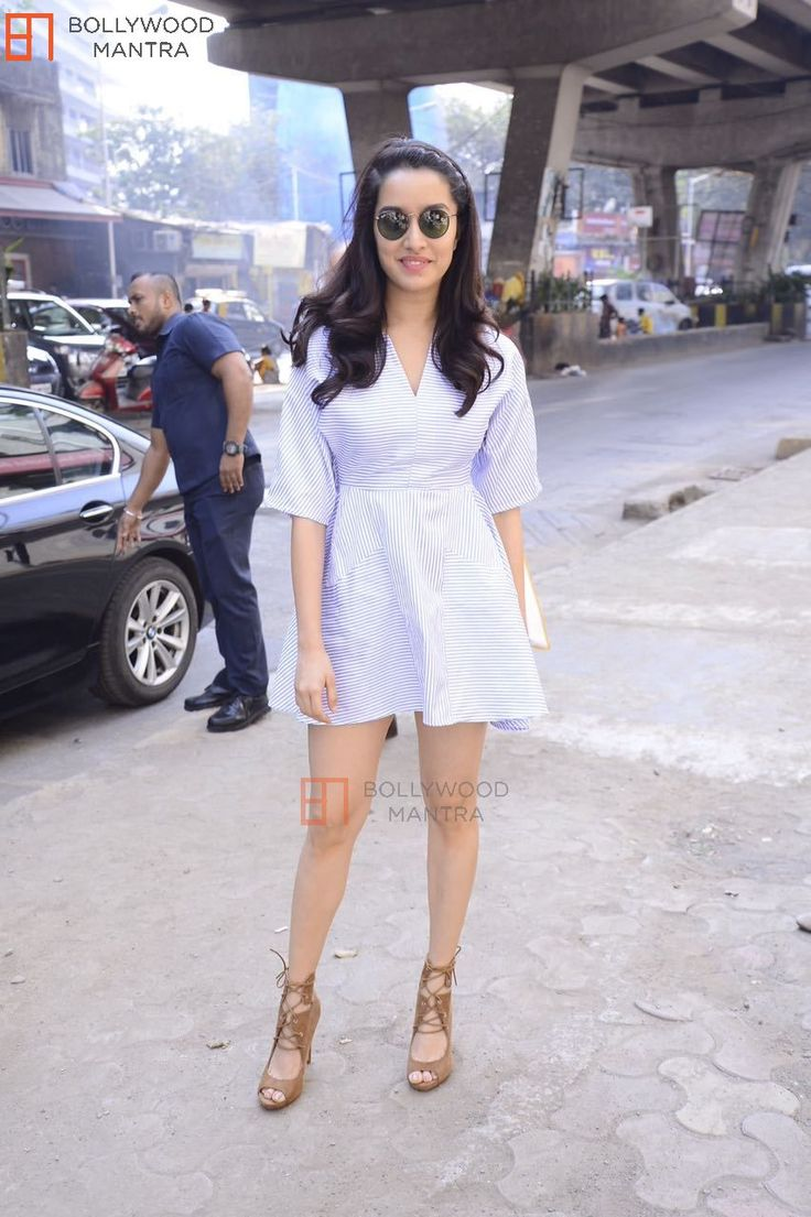 Shraddha Kapoor | 'OK Jaanu' Movie Promotion Event Photo #31