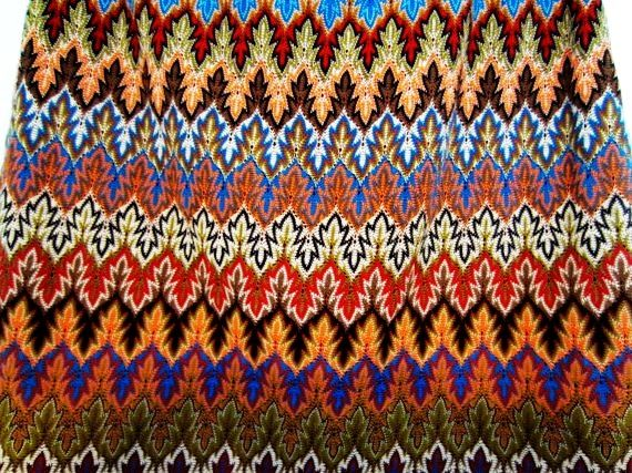 84 best missoni images on pinterest fashion show missoni and vintage 70s missoni like skirt hippie festival wear s multicolor knit psychedelic dt1010fo