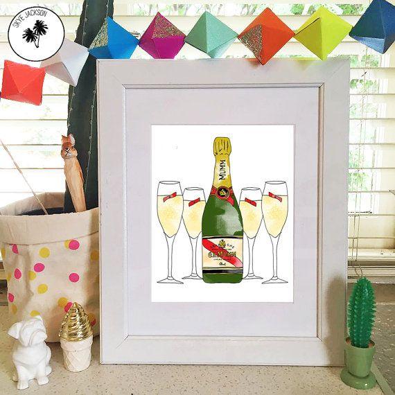 Mumm champagne french bubbles celebration sparkling by SkyeJack