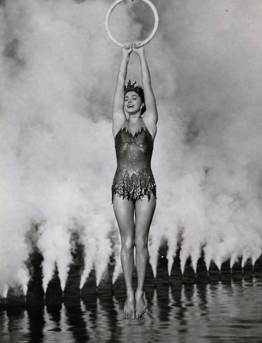 Esther Williams in Million Dollar Mermaid, 1952
