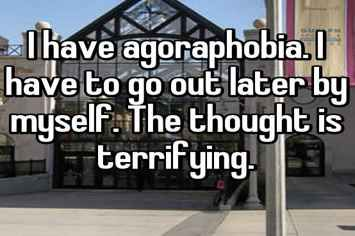 18 Heartbreaking Confessions From People With Agoraphobia