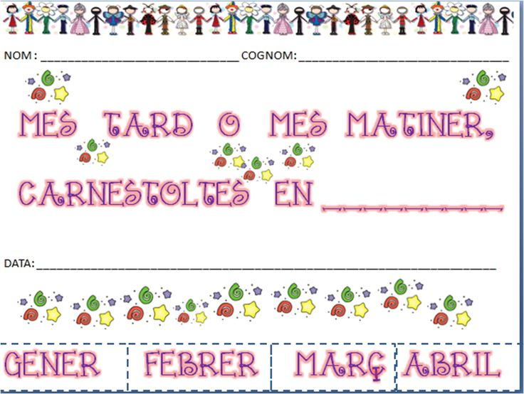 INFANTILCASTELL: materiales, fichas, recursos educación infantil:  dita de febrer al meu  blog hi ha 4 fitxes mes i l'activitat de formar la dita.