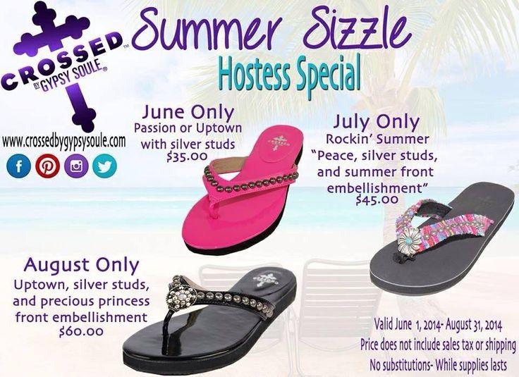 Summer Hostess Exclusive