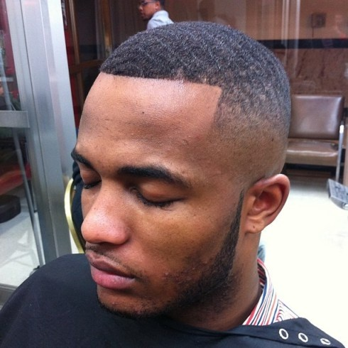 LawrenceThe Barber Bald Fade Hair cuts