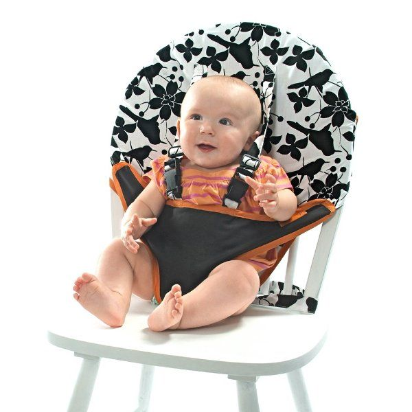 My Little Seat Infant Travel High Chair, Coco Snow, 6 Months My Little Seat  Is The Ultimate Infant High Chair For Traveling With Baby In Tow.