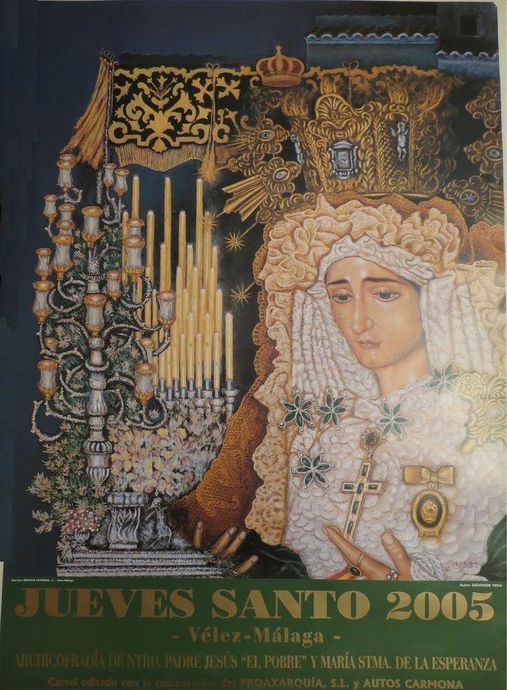 Jueves Santo, 2005. Autor: Salvador Vega Luque.