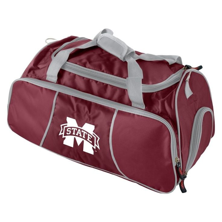 Mississippi State Bulldogs Athletic Duffel, Team