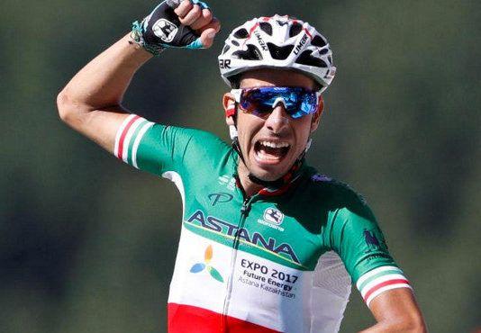Resumen en vídeo victoria Fabio Aru en la  5 etapa Tour de Francia 2017