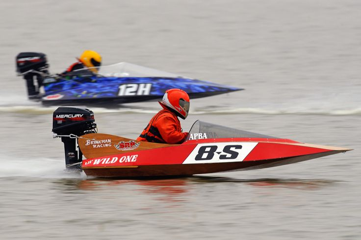 Junior Class Powerboat Racing