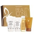 Beauty Icons Travel Set 3x50ml, 1x60ml 50% Off, Now $19.90  Celebrating the legends of the Nutrimetics range, the limited edition Beauty Icons Travel Set features four travel sized classic skin treats to complement your beauty regime. Boxed and ideal for gift giving. Includes Mineral Masque 50ml, Honey & Almond Scrub 50ml, Nutri-Rich Shower Oil 60ml and Nutri-Rich Body Crème 50ml.  Ingredients: Apricot Kernel Oil  Skin Type: All  Skin Condition: Promotional  WAS$40.00 NOW$19.90