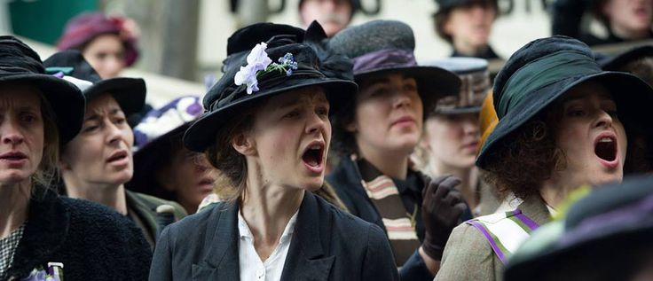 Film Review: Suffragette  Suffragette explores the women's rights movement with a steely and unwavering gaze.Check out our review here: http://www.westendmagazine.com/film-review-suffragette/ #4101 #westendmagazine #filmreview