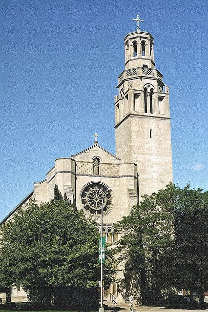 Saint Cecilia Roman Catholic Church--Detroit MI | Flickr - Photo Sharing!