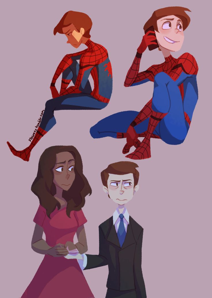 Spider-Man: Homecoming || Peter Parker and Liz Allen