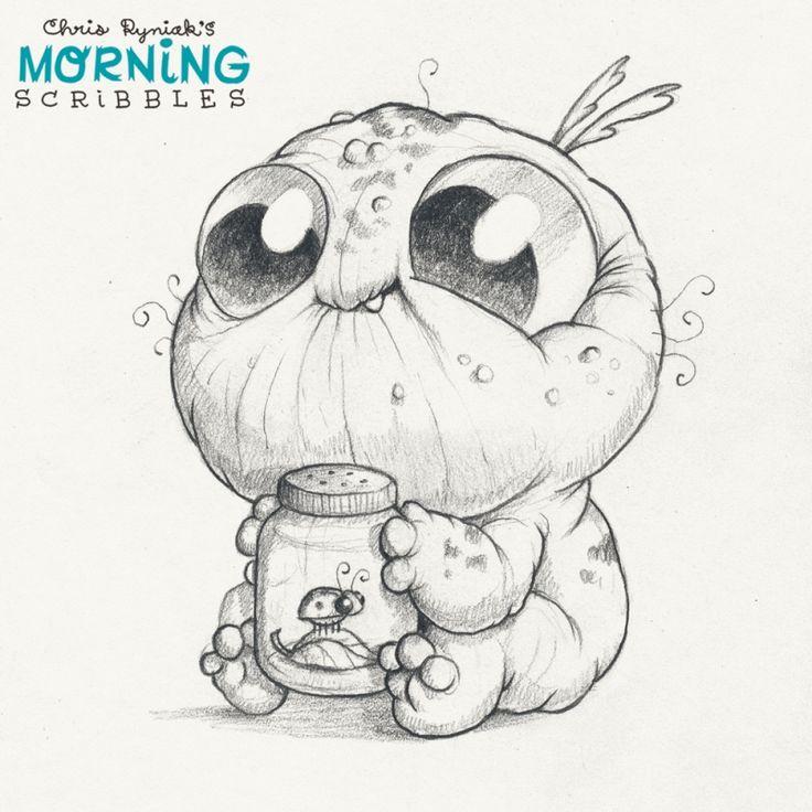 Morning+Scribbles+#304