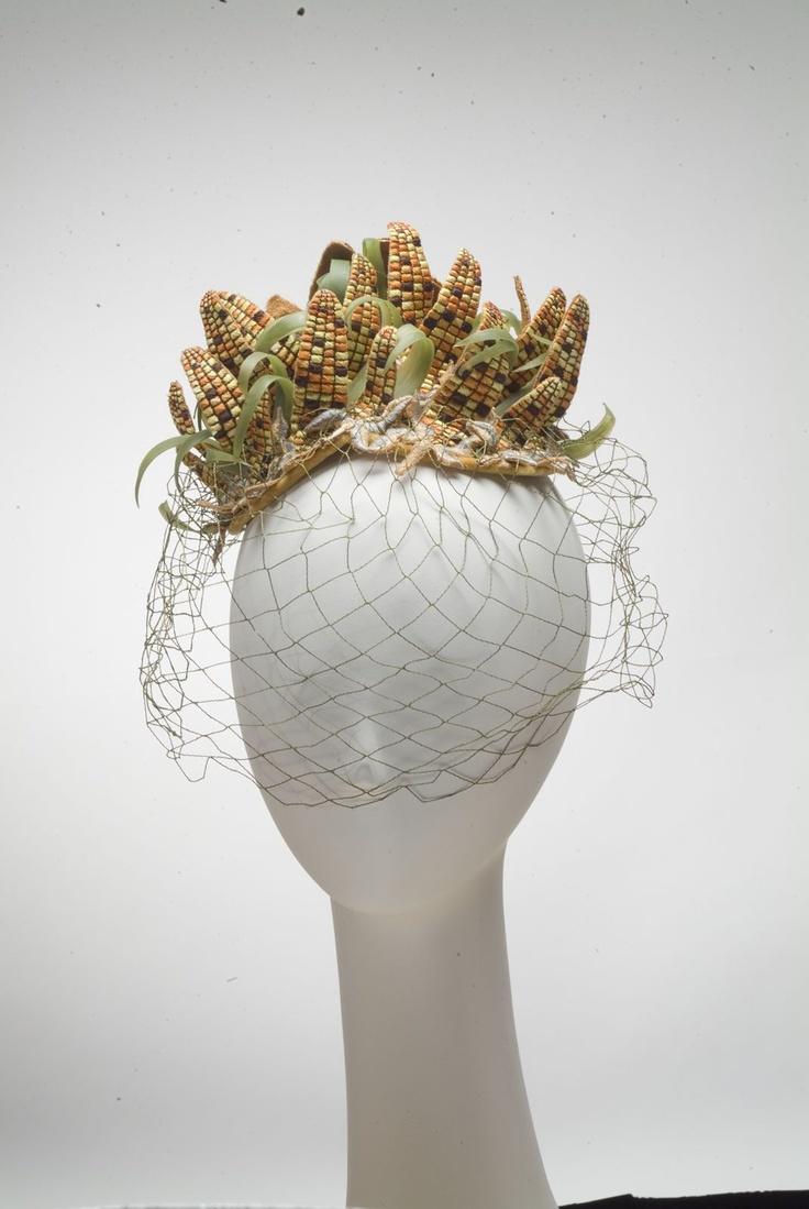Bes-Ben Corn Husk Hat!