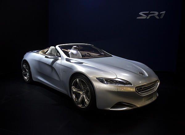 SR 1 Peugeot