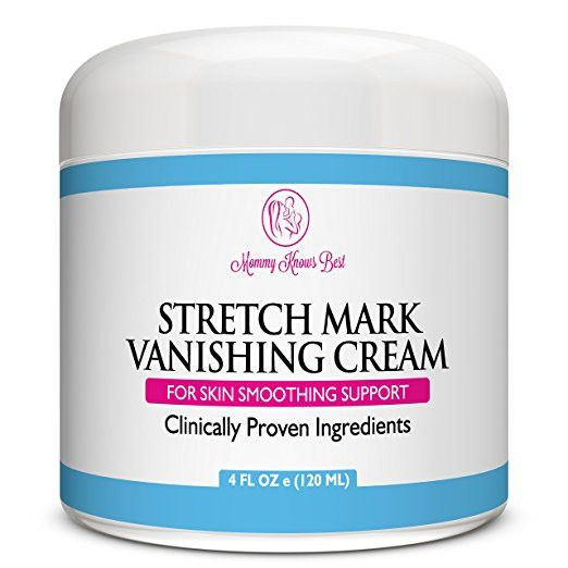 About the product - CLINICALLY PROVEN TO REDUCE STRETCH MARKS: 100% of Participants saw a visible reduction in the appearance of stretch marks, age spots, blotches, and skin discolorations (Request yo