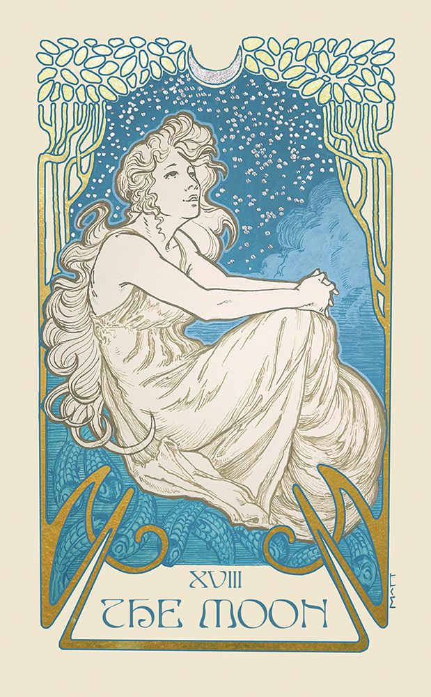 Ethereal Visions Tarot - US Games | Witchy | Vintage tarot