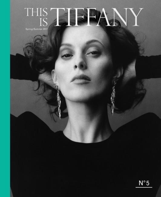 Tiffany & Co. S/S 2017 Cover (Tiffany & Co.)