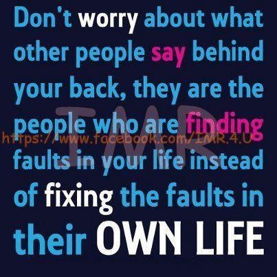 Own life