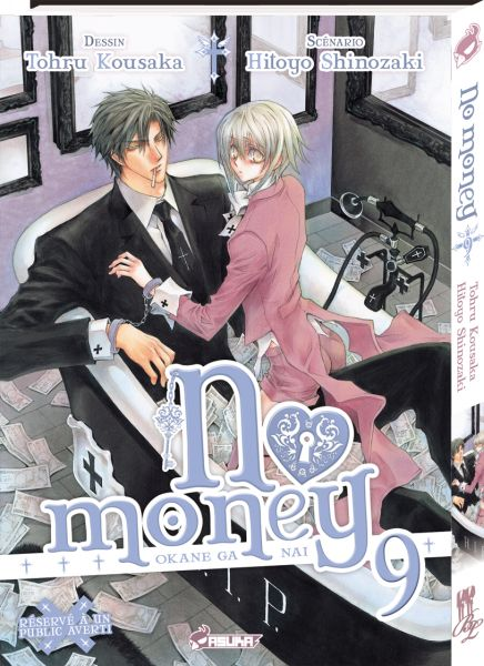 No Money - Tome 9
