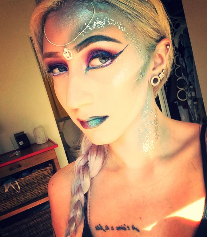 Ice Queen by elfs. Tag your pics with #Halloween and # ...