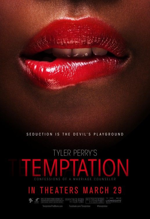 Tyler Perry's Temptation movie poster