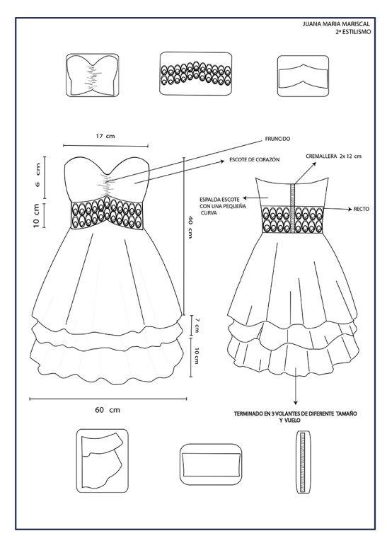 el dibujo tecnico de moda - Google Search