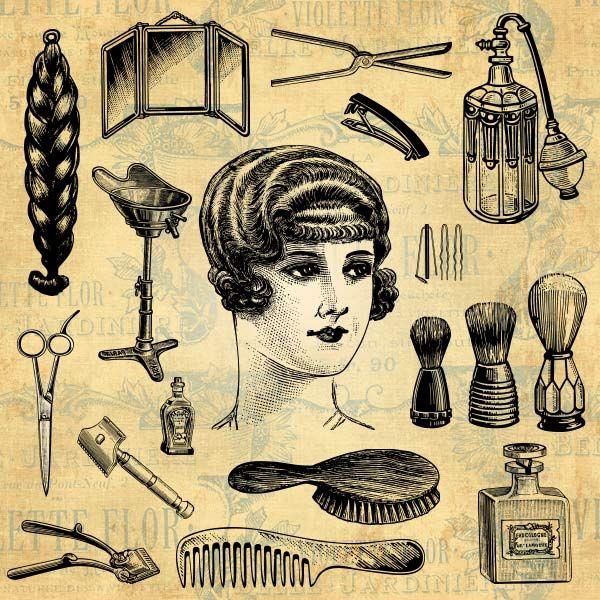 Consider, vintage salon photography