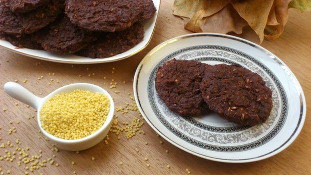 Zdrowe Odżywianie: Dietetyczne Przepisy: Jaglane ciasteczka z kokosową nutką