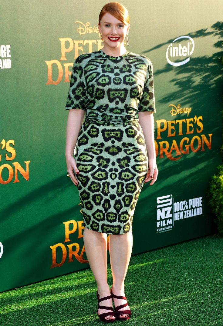 Bryce Dallas Howard in Givenchy