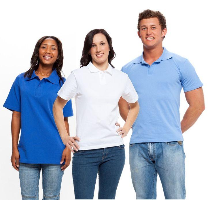Polo Shirts #Promoworks