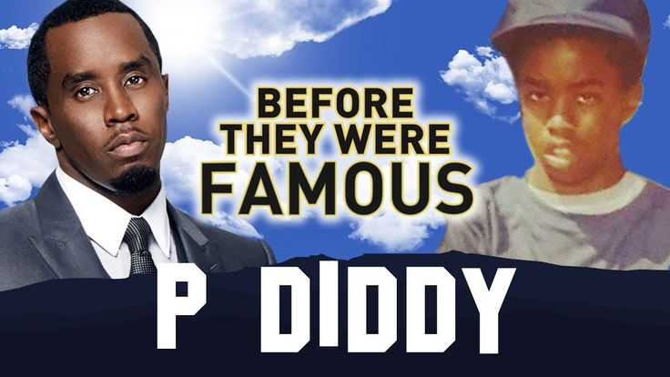 P DIDDY | Before They Were Famous | Brother Love AKA Love AKA Sean Combs...