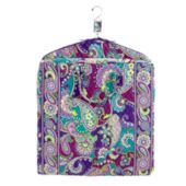 """Vera Bradley - Garment Bag """"Heather, Marina Paisley, or Tutti Fruitti - color choices $135.00 I only want/need this is I get matching suitcase."""