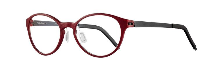 """Check out our """"Love"""" frames, in red. Much visual appeal!"""