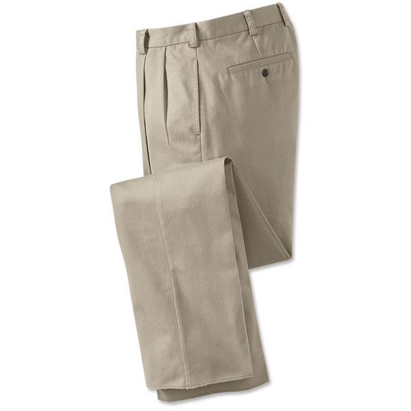 Wrinkle-free Pure Cotton Chinos - Pleated Front / Wrinkle-free Pure... (6.340 RUB) ❤ liked on Polyvore featuring men's fashion, men's clothing, men's pants, men's casual pants, mens cuffed khaki pants, mens khaki chino pants, men's 5 pocket pants, mens khaki pants and mens chino pants