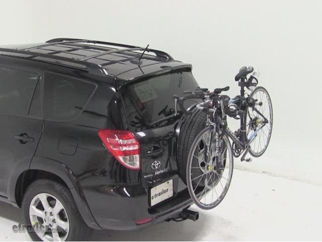 Thule Spare Me 2-Bike Carrier - Spare Tire Mount Thule Spare Tire Bike Racks,Trunk Bike Racks TH963PRO
