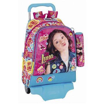 Trolley Soy Luna Disney Happy grande