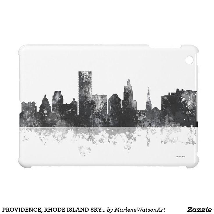 PROVIDENCE, RHODE ISLAND SKYLINE CASE FOR THE iPad MINI